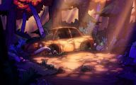Gravity Falls Art 4 Hd Wallpaper