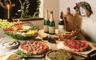 Italian Food 4 Wide Wallpaper