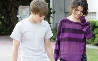 Justin Beiber Date Selena Gomez 6 Widescreen Wallpaper