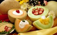 Yummy Foods 1 Background