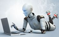 Artificial Intelligence Robot 14 Free Hd Wallpaper