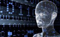 Artificial Intelligence Robot 4 High Resolution Wallpaper