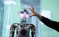 Artificial Intelligence Robot 9 Wide Wallpaper