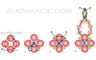 Beadwork Patterns Free Printable 11 Background