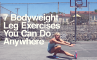 Bodyweight Exercises 30 High Resolution Wallpaper