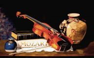 Classical Music 6 Background Wallpaper