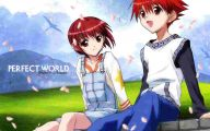 Daisuke Anime 24 Desktop Wallpaper