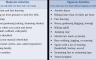Different Aerobic Activities 31 Wide Wallpaper