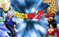 Dragon Ball Z 18 Desktop Background