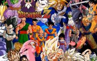 Dragon Ball Z 19 Desktop Background