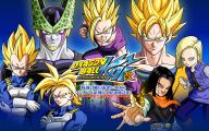Dragon Ball Z 22 Free Hd Wallpaper