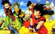 Dragon Ball Z 25 Desktop Background