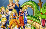 Dragon Ball Z 27 Free Wallpaper