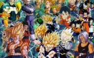 Dragon Ball Z 8 Free Wallpaper