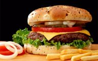 Famous American Foods 7 High Resolution Wallpaper