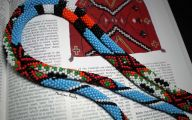 Free Native American Beadwork Patterns 2 Desktop Wallpaper