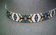 Free Native American Beadwork Patterns 7 Background