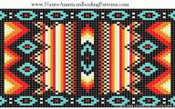 Free Native American Beadwork Patterns 8 Background