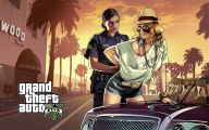 Grand Theft Auto V 24 Cool Wallpaper