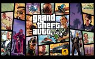 Grand Theft Auto V 3 Desktop Wallpaper