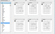 Guitar Chords 25 Widescreen Wallpaper