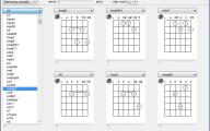Guitar Chords 25 Widescreen Wallpaper