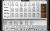 Guitar Chords 35 Desktop Background