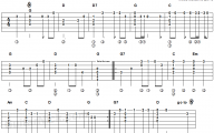 Guitar Chords 40 Widescreen Wallpaper