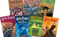 Harry Potter Books 10 Cool Wallpaper