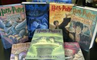 Harry Potter Books 2 Cool Wallpaper