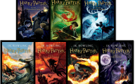 Harry Potter Books 21 Cool Wallpaper