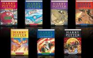 Harry Potter Books 22 Desktop Background