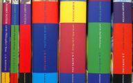 Harry Potter Books 25 Desktop Wallpaper
