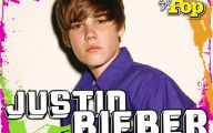 Justin Beiber 3 Background Wallpaper