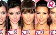 Kim Kardashian Paper Magazine Untouched 28 Background Wallpaper