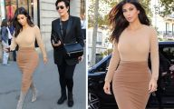 Kim K's New Body 11 Wide Wallpaper