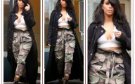 Kim K's New Body 18 Free Hd Wallpaper
