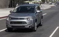 Mitsubishi Outlander 12 Widescreen Wallpaper