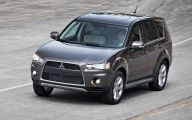 Mitsubishi Outlander 2 Wide Wallpaper