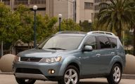 Mitsubishi Outlander 27 Cool Hd Wallpaper