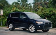 Mitsubishi Outlander 28 High Resolution Wallpaper
