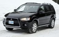 Mitsubishi Outlander 31 Desktop Wallpaper