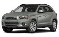 Mitsubishi Suv Models 3 Widescreen Wallpaper