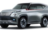 Mitsubishi Suv Models 36 Background Wallpaper