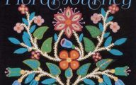 Native American Beadwork 47 High Resolution Wallpaper