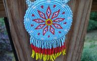 Native American Beadwork 55 Background