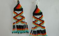 Native American Beadwork 59 Background Wallpaper