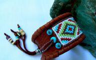 Native American Beadwork 75 Background Wallpaper