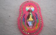 Native American Beadwork 82 Background