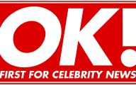 Ok! Magazine 16 Background Wallpaper